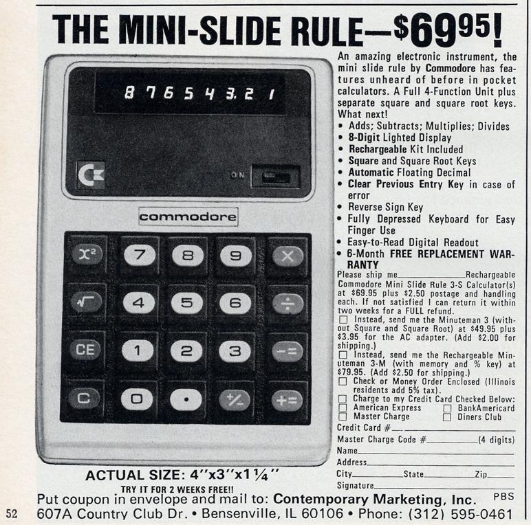 Commodore_calcualtor_playboy_december_1973
